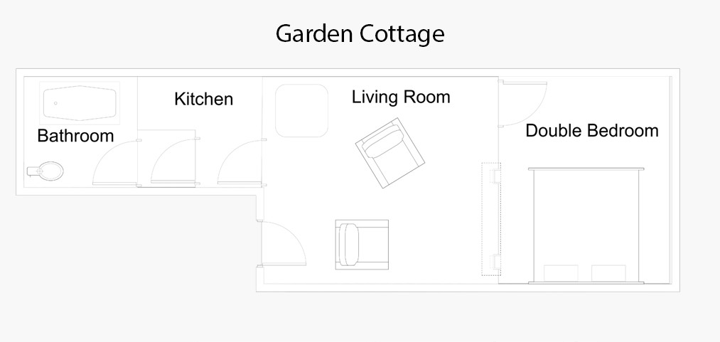 floor garden Cottage
